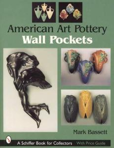 Art Pottery Wall Pockets
