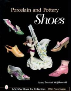 Porcelain & Pottery Shoes by: Anne Everest Wojtkowski