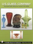 US Glass Company: Decorated Satin Glass & Lamps