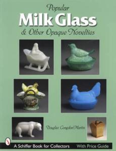 Milk Glass Opaque Novelties