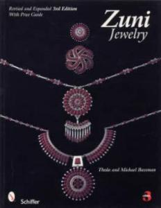 Native American Indian Zuni Jewelry by: Theda & Michael Bassman