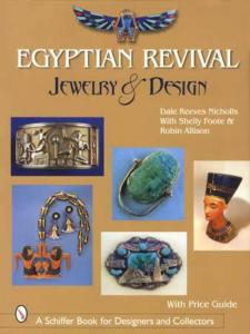 Egyptian Revival Jewelry Collectibles