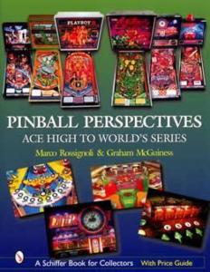 Pinball Perspectives: Ace High-World's Series by: Rossingnoli, McGuiness