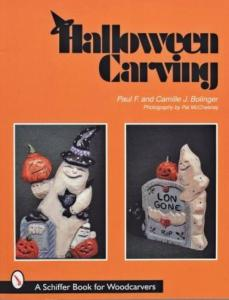 Halloween Carving by: Paul F. & Camille Bolinger