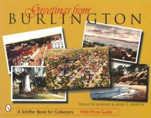 Burlington Vermont Postcards