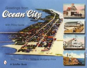 Ocean City Maryland Postcards