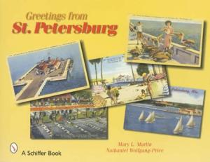 St. Petersburg Florida Postcards