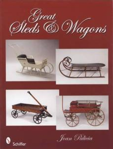 Antique Vintage Sleds