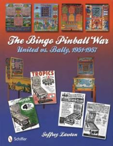 Bingo Pinball War: United vs. Bally