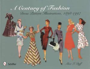 Dress Pattern Illustrations 1898-1997