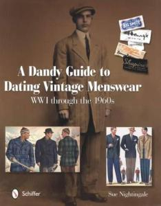 Dating Vintage Menswear