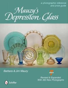 Mauzys Depression Glass