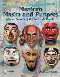 Mexican Masks Puppets