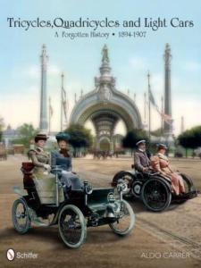 Tricycles Quadricycles Light Cars 1894-1907