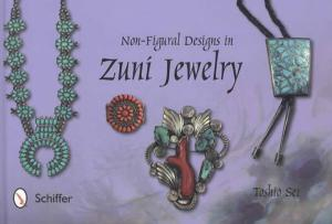 Zuni Jewelry Non-Figural Designs