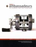 Small Ambassadeurs: The Legendary Light-Line Fishing Reels