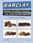 Barclay Miniature Toy Vehicles