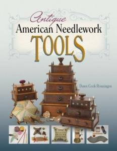 Antique American Needlework Tools