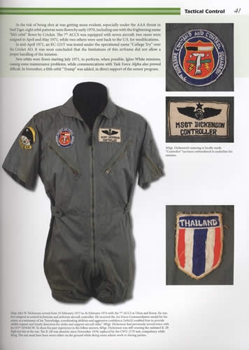 Yankee Air Pirates: U S  Air Force Uniforms and Memorabilia of the Vietnam  War: Vol 1: Command & Control - Tactical Control - Forward Air Control -