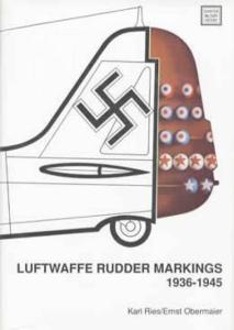 Luftwaffe Rudder Markings