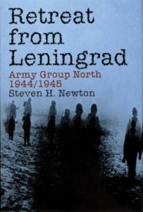 Retreat from Leningrad: Army Group North 1944/1945
