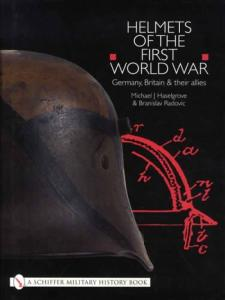 Helmets First World War WW1