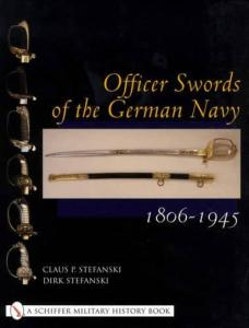 German Navy Officer Swords 1806-1945