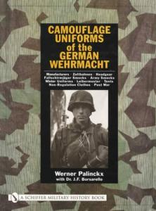 German Wehrmacht Camouflage Uniforms