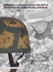 German Camouflaged Helmets WWII Vol 1