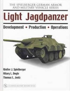 Light Jagdpanzer by: Spielberger, Doyle, Jentz