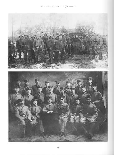 German Flamethrower Pioneers of WW1 by: Thomas Wictor