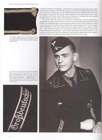 Uniforms And Insignia Of The Grossdeutschland Division Vol