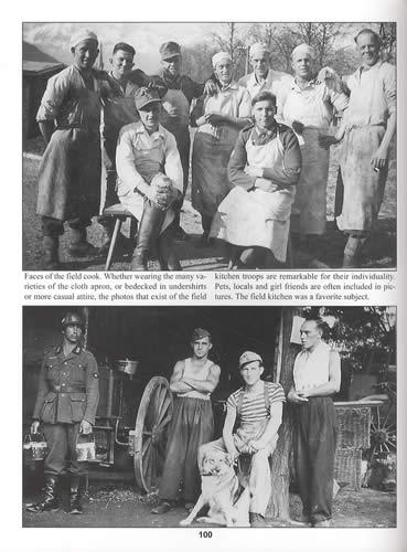 Gulaschkanone: The German Field Kitchen in World War II and Modern  Reenactment by: Scott L  Thompson