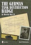 WWII German Tank Destruction Badge