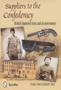 Civil War Confederacy English Weapons