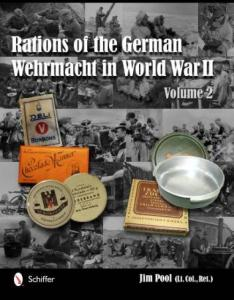 WWII German Wehrmacht Rations