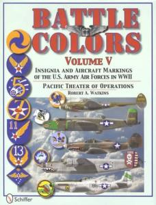 Battle Colors V5 Pacific Theater Insignia Aircraft Markings