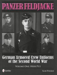 WWII German Armored Crew Uniforms Vol1