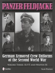 Panzer Feldjacke German Armored Crew Uniforms V3