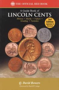 Red Book of Lincoln Cents, 3rd Edition