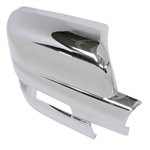 Ford F150 Chrome Mirror Covers, 2009, 2010, 2011, 2012, 2013, 2014