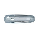 Dodge Durango Chrome Door Handle Covers (w/o pass keyhole), 2005, 2006, 2007, 2008, 2009