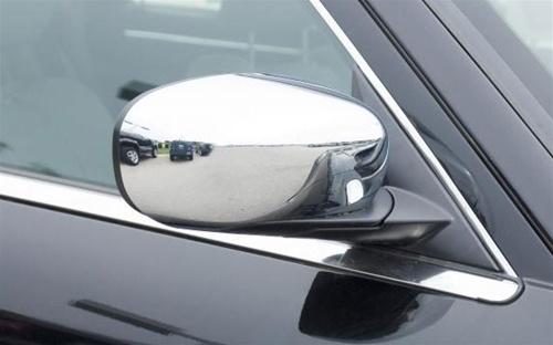 Chrysler 300 Chrome Door Mirror Covers 2005 2006 2007