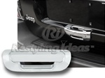 Jeep Grand Cherokee Chrome Rear Tailgate Handle Cover 1999, 2000, 2001, 2002, 2003, 2004