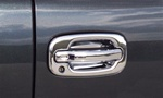 Chevrolet Suburban Chrome Rear Barn Door Handle 2000, 2001, 2002, 2003, 2004, 2005, 2006