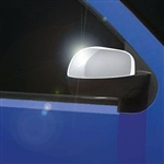 Chevrolet Tahoe Chrome Top Mirror Covers, 2007, 2008, 2009, 2010, 2011, 2012, 2013, 2014