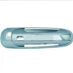 Dodge Ram 1500/2500/3500 Chrome Handle Covers 2002, 2003, 2004, 2005, 2006, 2007, 2008