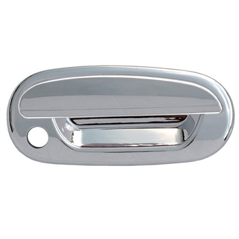 Ford F150 Chrome Door Handle Covers, 1997, 1998, 1999, 2000, 2001, 2002, 2003