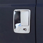 Ford Excursion Chrome Door Handle Covers, 2000, 2001, 2002, 2003, 2004, 2005