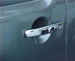 Nissan Maxima Chrome Door Handle Covers, 2004, 2005, 2006, 2007, 2008